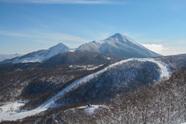 裏磐梯貓魔滑雪場