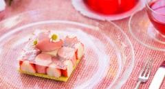 星野集團將介紹一系列洋溢著清新氣息的春日甜品