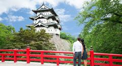 遊覽古色古香的歷史名城,感受日本中世紀的武將傳奇。