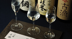 Sake : a subtlety in production as sophisticated as its taste